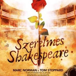 Szerelmes Shakespeare Budapesten a Madách Színházban - Jegyek itt!