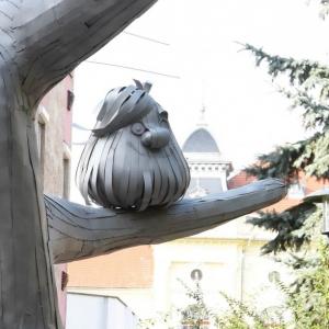 Pom Pom-szobrot avattak pénteken!