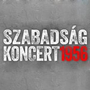 Szabadságkoncert 1956 - az Arénában! Ingyenes jegyek itt!