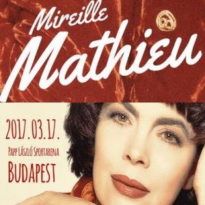 Mireille Mathieu koncert 2017-ben Budapesten az Arénában - Jegyek itt!