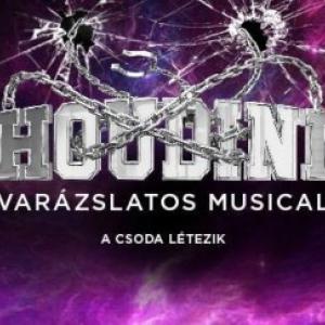 Houdini musical turné 2017 - Jegyek a veszprémi, győri, debreceni, budapesti előadásokra itt!