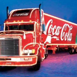 Coca Cola Kamion 2016-os turné  - Helyszínek és időpontok itt!