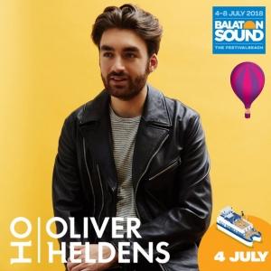 Oliver Heldens koncert 2018-ban a Balaton Soundon - Jegyek itt!