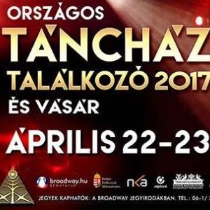36. Országos Táncháztalálkozó 2017-ben Budapesten az Arénában - Jegyek itt!