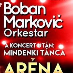 Boban Markovic koncert 2017-ben az Arénában - Jegyek itt!