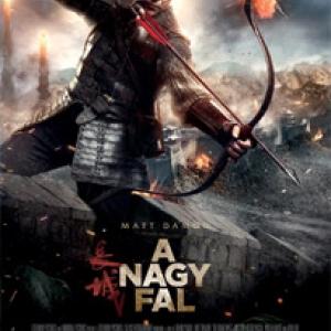 A Nagy Fal film hamarosan a mozikban! NYERJ 2 JEGYET!