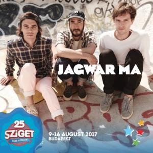Jagwar Ma koncert 2017-ben Budapesten a sziget Fesztiválon - Jegyek itt!