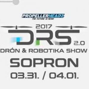 Drón & Robotika Show 2017-ben Sopronban - Jegyek itt!