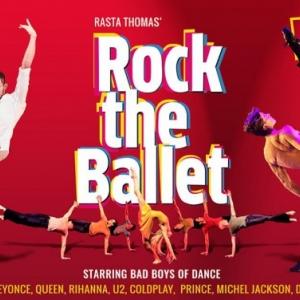 Rock The Ballet show 2017-ben a Győri Nemzeti Színházban - Jegyvásárlás itt!