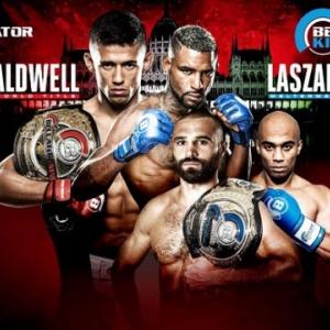 Bellator kick-box és MMA meccsek 2017-ben a Budapest Arénában - Jegyek itt!
