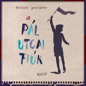 A Pál utcai fiúk musical Gyulán - Jegyek itt!