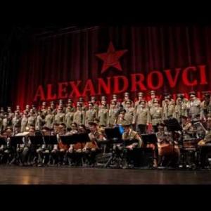 Nézd meg a neten INGYEN az Alexandrov együttes koncertjét!
