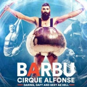 Cirque Alfonse Barbu - hipszter cirkusz a Szigeten!