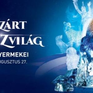 Jégcirkusz Budapesten 2017-ben - Antarktisz gyermekei a Fővárosi Nagycirkuszban - Jegyek itt!