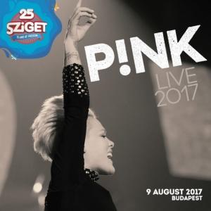 Pink koncert Budapesten a Sziget Fesztiválon - Jegyek a 2017-es koncertre itt!