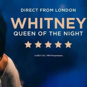 Whitney: Queen of the Night - Whitney Houston tribute show Budapesten - Jegyek itt!
