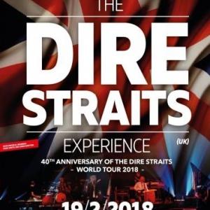 A The DIRE STRAITS experience koncert 2019-ben - Jegyek a budapesti koncertre itt!