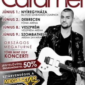 Molnár Ferenc Caramel Aréna koncert 2012 Budapesten!