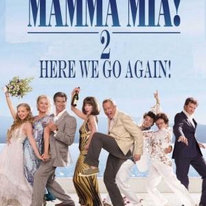 Mamma Mia 2 - Here We Go Again VIDEÓ ELŐZETES ITT!
