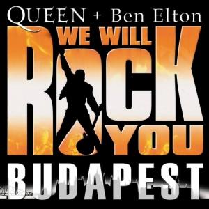 We Will Rock You musical 2018-ban Budapesten a BOK Csarnokban - Jegyek itt!