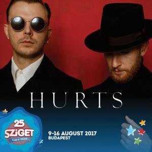 Hurts koncert 2017-ben a Szigeten - Jegyek a budapesti koncertre itt!