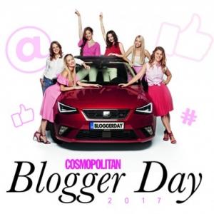 Cosmopolitan Blogger Day 2017 - Jegyek itt!