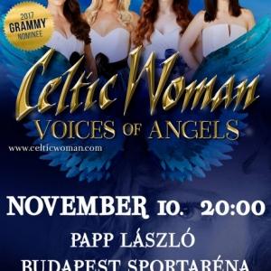 Az angyalok hangja - Celtic Woman koncert az Arénában - NYERJ JEGYET!