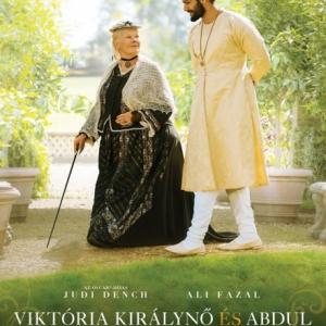 Viktória királynő és Abdul - Videó itt! Nyerj 2 jegyet!