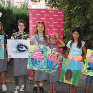 Festés közben szórakozni vagy fordítva! Elindult a PaintCocktail Junior! Próbáld ki INGYEN!
