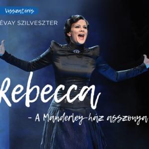 Rebecca musical az Operettszínházban - Jegyek itt!