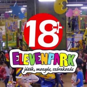 Felnőtt JátszóParty Budán az Elevenparkban! Csak 18 év felett! NYERJ 2 JEGYET!
