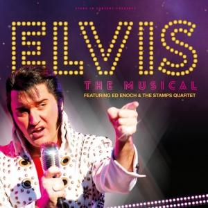Elvis the musical turné 2018-ban Magyarországon - Jegyek az Elvis musicalre itt!