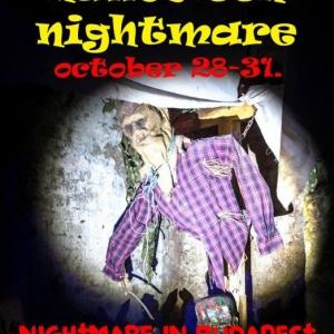 Halloween Hétvégét rendeznek a Horrorházban! Próbáld ki INGYEN!