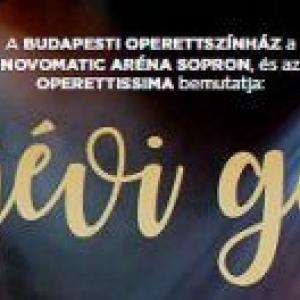 Újévi gála 2018-ban Sopronban a Novomatic Arénában - Jegyek itt!