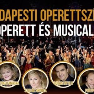 Újévi Operett és Musical Gála 2018-ban Debrecenben a Főnix Csarnokban - Jegyek itt!