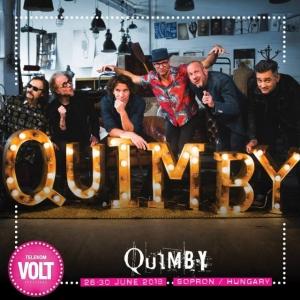 Quimby koncert 2018-ban a VOLT Fesztiválon Sopronban - Jegyek itt!