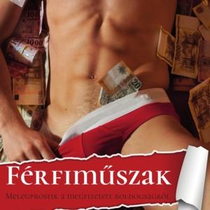 Már kapható Domszky László könyve a Férfiműszak! Vásárlás itt! NYERD MEG!