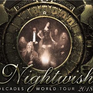 Nightwish koncert 2018-ban Budapesten az Arénában - Jegyek itt!