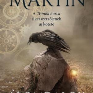 George R. R. Martin új könyve az Álomdalok már kapható! NYERD MEG!