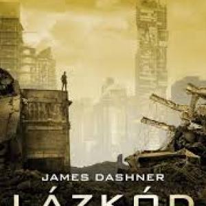 James Dashner új könyve a Lázkód már kapható! NYERD MEG!