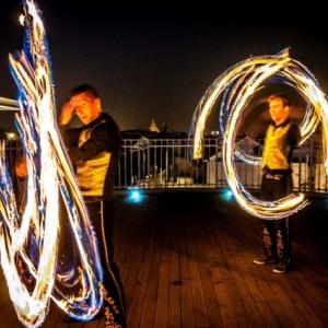 Tűzzsonglőr show, Télboszorka égetés, és karneváli felvonulás! INGYENES program!