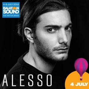 Alesso koncert 2018-ban a Balaton Soundon - Jegyek itt!