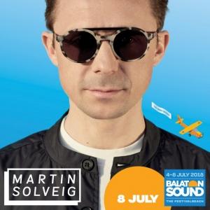 Martin Solveig koncert 2018-ban a Balaton Soundn - Jegyek itt!