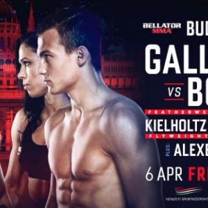 Bellator 2018 Budapesten a BOK Csarnokban - Bellator jegyek itt!