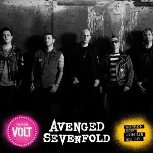 Avenged Sevenfold koncert 2018-ban a VOLT fesztiválon - Jegyek itt!
