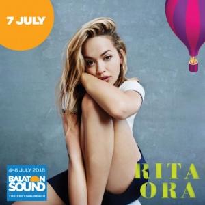 Rita Ora koncert 2018-ban a Balaton Sound Fesztiválon! Jegyek itt!