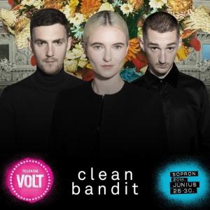 Clean Bandit 2018-ban a VOLT Fesztiválon - Jegyek itt!