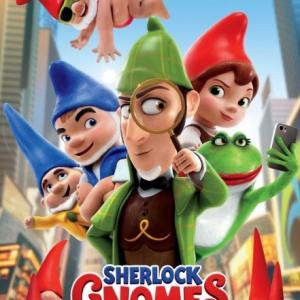 Sherlock Gnomes a mozikban! NYERJ JEGYEKET! Videó itt!