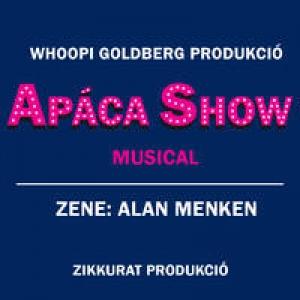 Apáca show musical Szombathelyen az Aréna Savariaban - Jegyek itt!