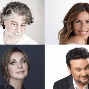 José Cura, Miklósa Erika, Ramón Vargas, Rost Andrea Operagála 2018-ban a Veszprém Feszten - Jegyek